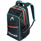Head Tour Pickleball Backpack (Black/Teal) - Shop the Best Selection of Pickleball Bags, Backpacks & Totes
