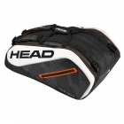 Head Tour Team 12R Monstercombi Tennis Bag (Black/White) - Tennis Bags on Sale