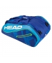 Head Tour Team 12R Monstercombi Tennis Bag (Blue/Blue) - Head Tennis Bags