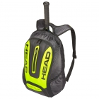 Head Tour Team Extreme Tennis Backpack (Black/Yellow) - Head Extreme Series Tennis Bags