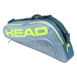 Head Team Extreme 3R Pro Tennis Bag (Grey/Navy)
