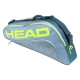 Head Team Extreme 3R Pro Tennis Bag (Grey/Navy) - Head Tour Team Backpack and Bag Series