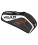 Head Tour Team 3R Pro Tennis Bag (Black/White) - Head Tennis Bags