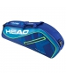Head Tour Team 3R Pro Tennis Bag (Blue/Blue) - Head Tennis Bags
