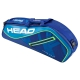 Head Tour Team 3R Pro Tennis Bag (Blue/Blue) - Head Tennis Racquets, Bags, Shoes, Strings and More