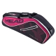 Head Tour Team 3R Pro Tennis Bag (Pink/Navy) - Head Tour Team Backpack and Bag Series