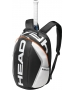 Head Tour Team Tennis Backpack (Blk/ Wht/ Org) - New Head Racquets, Bags, and Hats