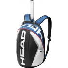 Head Tour Team Tennis Backpack (Nvy/ Wht/ Red) - New Head Racquets, Bags, and Hats