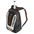 Head Tour Team Tennis Backpack (Black/White) - Head Tennis Bags