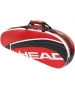 Head Core Pro Bag (Red/ Blk) - Head Core Series Tennis Bags