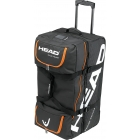 Head Tour Team Travelbag (Blk/ Org) - Tennis Racquet Bags