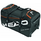 Head Tour Team Travel Bag (Black/White) - Head Tour Team Backpack and Bag Series