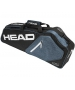 Head Core Pro Bag (Black/White/Grey) - Head Tennis Bags