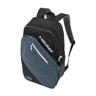 Head Core Backpack (Black/White/Grey)