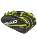 Head Extreme Monstercombi Bag (Blk/ Grn) - Head Extreme Series Tennis Bags