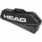HEAD Core 3R Pro Tennis Racquet Bag (Black/Grey) -