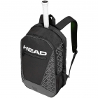 HEAD Core Tennis Backpack (Black/Grey) -