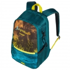 Head Margaritaville Pickleball Backpack (Green/Yellow) - Head Pickleball Paddles, Bags and Accessories