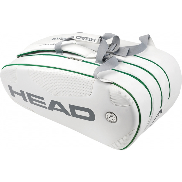 Head White Monstercombi Bag