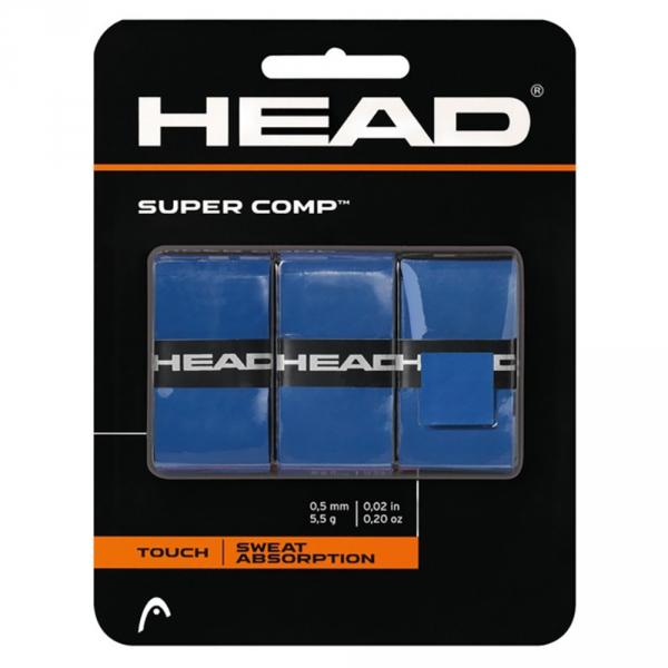 Head Super Comp Overgrip (Blue)