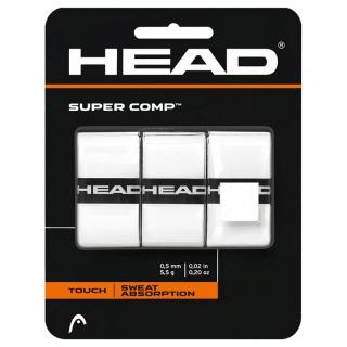 Head Super Comp Overgrip (White)