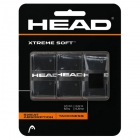 Head XtremeSoft Grip Overwrap (Black) - Grips Showcase