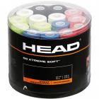 Head XtremeSoft Tennis Racquet Overgrip 60 Pack (Assorted) -