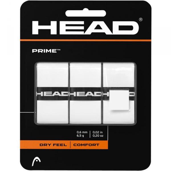 Head Prime Overgrip 3 Pack
