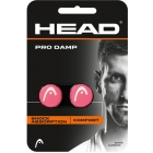 Head Pro Damp Tennis Racquet Vibration Dampener (Pink) - Tennis Accessories