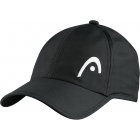 Head Pro Player Cap (Black) - Tennis Hats / Caps / Visors for Men & Women