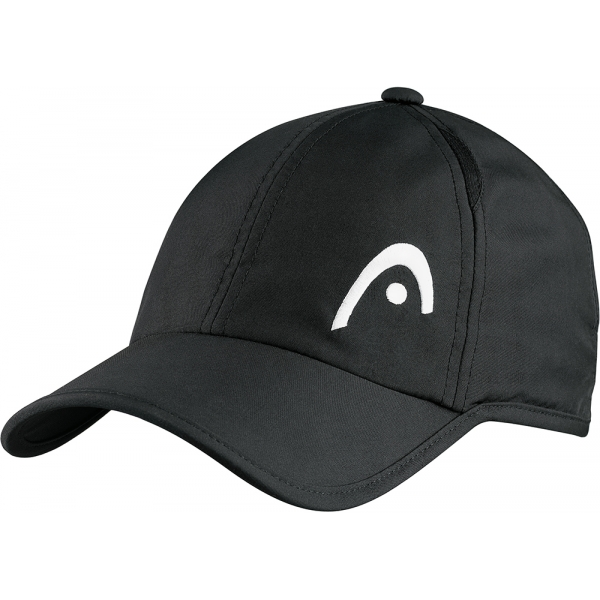 Head Hawk Pro Player Cap (Black)