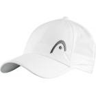 Head Pro Player Cap (White) - HEAD Tennis Apparel