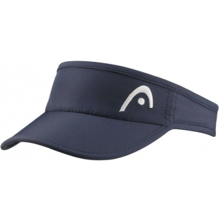 Head Women's Pro Player Tennis Visor (Navy)
