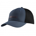 Head Radical Tennis Hat (Grey/Black) - New Style Tennis Apparel