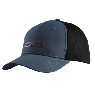 Head Radical Tennis Hat (Grey/Black)