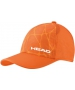 Head Light Function Tennis Hat (Fluorescent Orange) - New Head Racquets, Bags, and Hats