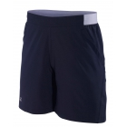 Babolat Boy's Performance Tennis Short (Black/Silver) - Boy's Tennis Apparel
