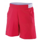 Babolat Boy's Performance Tennis Short (Salsa/Black) - Boy's Tennis Apparel