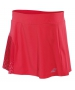 Babolat Girl's Performance Pleated Tennis Skirt (Hibiscus) - Babolat Tennis Apparel