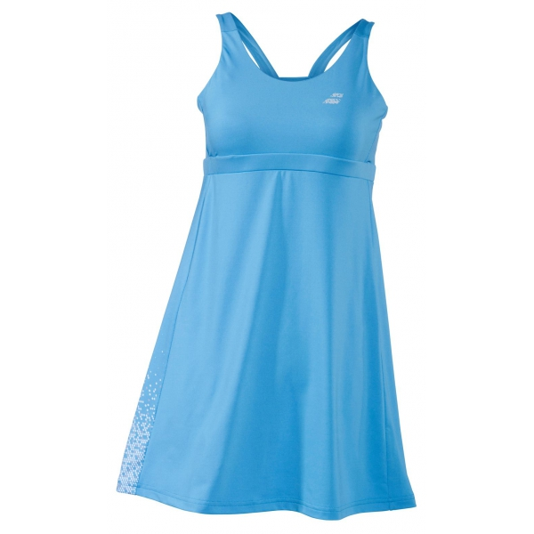 Babolat Girl's Performance Tennis Dress (Horizon Blue)