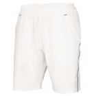 Babolat Men's X-Long Performance Short (White) - Discount Tennis Apparel