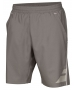Babolat Men's X-Long Performance Short (Grey) - Babolat Tennis Apparel