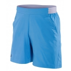 Babolat Men's Performance 7 Inch Tennis Short (Parisian Blue/Black) -