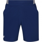 Babolat Men's Compete Tennis Shorts w/ 7 Inch Inseam & Performance Polyester (Estate Blue) -