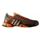 Adidas Men's Barricade 2016 Alexander Tennis Shoes (Black/Orange) - Tennis Shoes Sale