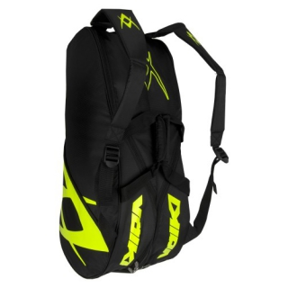 Volkl Team Combi 6 Pack Tennis Bag Black Yellow