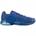 Babolat Men's Propulse Blast All Court Tennis Shoes (Dark Blue/Viridian Green) -