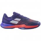 Babolat Men's Jet Mach 3 All Court Tennis Shoes (Blue Ribbon) -