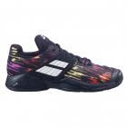 Babolat Men's Propulse Fury All Court Tennis Shoes (Black/White) -