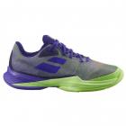 Babolat Men's Jet Mach 3 Tennis Shoes (Jade Lime) -